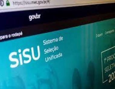Com 70 mil vagas ociosas em universidades, MEC estuda nova modalidade de Sisu